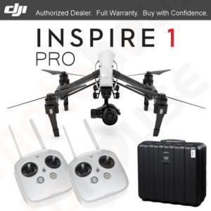 カメラ&写真カメラドローン ディージェイアイ DJI INSPIRE 1 PRO 4K カメラ Zenmuse X5 フリー ケース & DUAL REMOTES