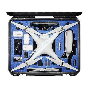 カメラ 写真 フォトアクセサリー ケース バッグ カバー Go Professional Cases XB DJI P2W Case with Wheels for DJI Phantom 2 #XB DJI P2 W