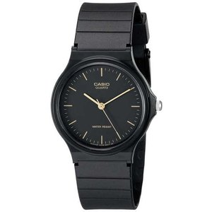 腕時計 カシオ Casio MQ24-1E メンズ クラシック レジン バンド ブラック ダイヤル ...