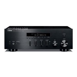 オーディオ ホームオーディオステレオ コンポーネント ステレオレシーバ Yamaha R-S300BL 50W x 2 High Power Output A/V Receiver, 40 AM/FM Station Presets|pandastore
