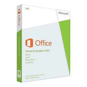 PC用品 ソフトウェア オフィス ビジネス Microsoft Office 2013 Home Student 32 64 Bit (Product Key) #79G 03550|pandastore