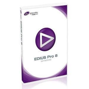 PC関連 ネットワーキング ソフトウェア 画像 ビデオ オーディオGrass Valley EDIUS Pro 8 Software Educational Electronic Download #646733|pandastore