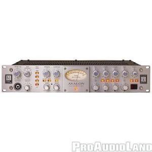 楽器 アンプ プリアンプ Avalon Avalon Design VT737-SP Microphone Preamp Channel Strip Mic Pre Amp Comp & EQ|pandastore