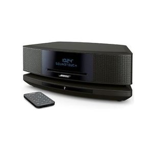 コンパクト シェルフステレオ ボーズ Bose Wave SoundTouch Music System IV, Espresso Black #738031-1710|pandastore