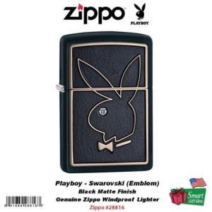 ジッポライター ジッポ - プレイボーイ Zippo Playboy ライターFull フェイス E...