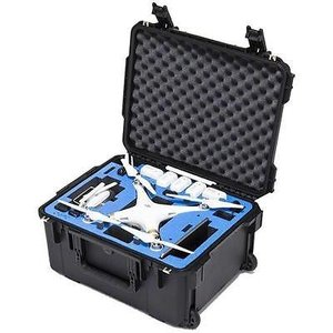 カメラ 写真 フォトアクセサリー ケース バッグ カバー Go Professional Cases Universal Case for DJI Phantom 3 Plus #GPC DJI P3P