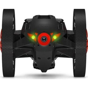 カメラ 写真 カメラ ドローン Parrot Jumping Sumo Mini Drone Bla...