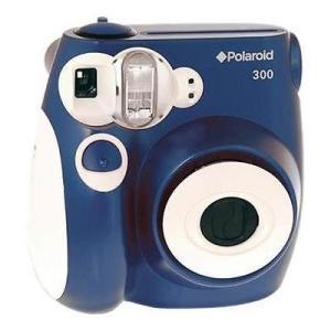 カメラ 写真 デジタルカメラPolaroid Pic 300 Instant Camera, Analog - Blue #POLPIC300BL