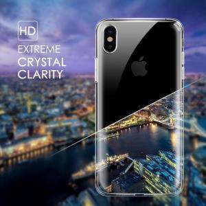 アップル アイフォン X XS Apple iPhone X  XSクリア スリム ケース 耐衝撃性 超薄型|pandastore