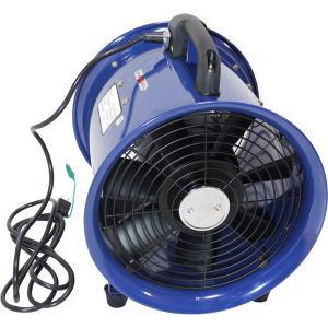 イリイ Φ340mm/換気・排気用ポータブルファン送風機|pandayano2|02