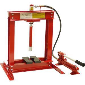 イリイ 4ton油圧プレスショッププレス 4000kgハンドプレス|pandayano2