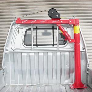 イリイ ピックアップトラックリフトクレーン 450kg吊りウインチ付き pandayano2