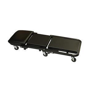 イリイ 6輪キャスター作業椅子 共用クリーパー 寝板プロ仕様|pandayano2