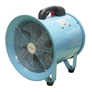 イリイ Φ300mm/換気・排気用ポータブルファン送風機|pandayano2