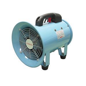 イリイ Φ200mm/換気・排気用ポータブルファン送風機|pandayano2