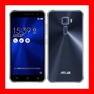 ASUS(エイスース) SIMフリー ZenFone 3 ZE520KL-BK32S3(5.2インチ...