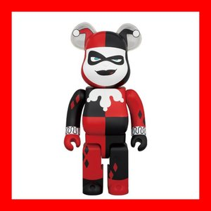 BE@RBRICK HARLEY QUINN (BATMAN The Animated Series Ver.) 1000% メディコムトイベアブリック ハーレイクインの商品画像