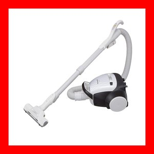 パナソニック 紙パック式掃除機 ホワイト MC-PKL18AC-W(MC-PKL18A-Wの量販店モ...