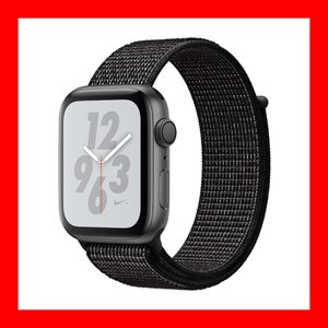 【5%還元キャッシュレス】Apple Watch Nike+ Series 4(GPSモデル)- 4...