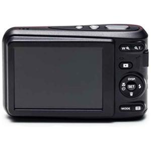 【単3電池駆動】コダック コンパクトデジタルカメラ Kodak PIXPRO FZ43RD (レッド)★|pandora-a3|03