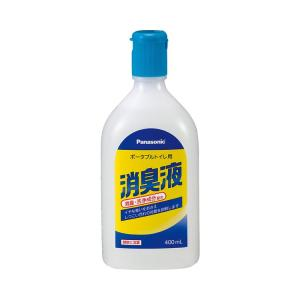 ポータブルトイレ用消臭液 無色タイプ 400ml VALTBN5M パナソニックエイジフリー|pandora