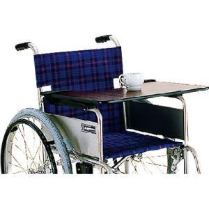 車椅子用テーブル 面ファスナー止め KY40286 カワムラサイクル|pandora