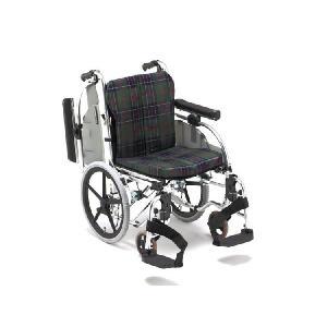 アルミ製セミモジュール型介助車椅子 AR-901 松永製作所