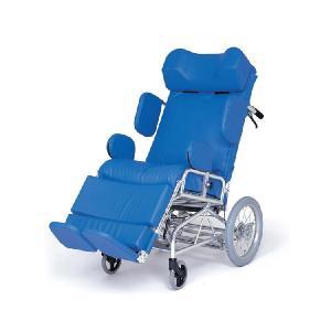 在宅対応タイプ 介助用車いす ウォーターチェア 日進医療器|pandora