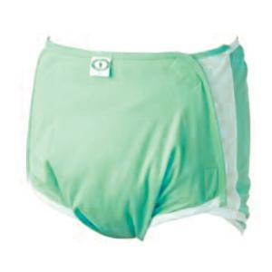 おむつカバー フィットボディカバー Mサイズ(グリーン) フットマーク|pandora