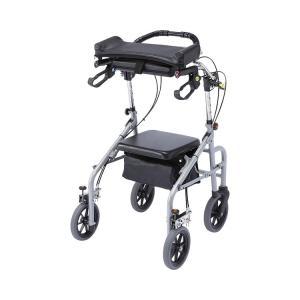 手押し車 老人 歩行補助車 ラビット 標準タイプ WA-3 ウェルパートナーズ|pandora