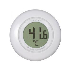 湯温計 デジタル湯温計 O-227WT ドリテック