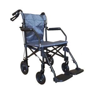 簡易車椅子 ジョイチェアー(シートベルト付き) Y-024 携帯用バッグ付 チノンズ|pandora