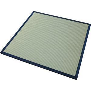 藺(い) い草8層フロア畳 NA 85×85×2cm 大島屋|pandora