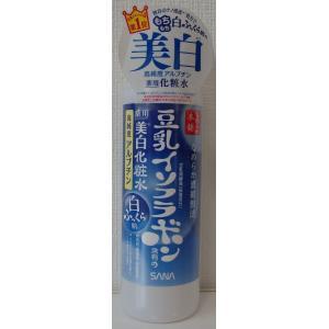 常盤薬品 サナ なめらか本舗 薬用美白化粧水 200ml