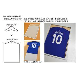 キューブユニフォーム Tシャツ用額縁 シルバー UVカット仕様|panel-c|03
