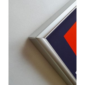 ポスターフレーム額縁HT711 A1シルバー UVカット仕様|panel-c|03