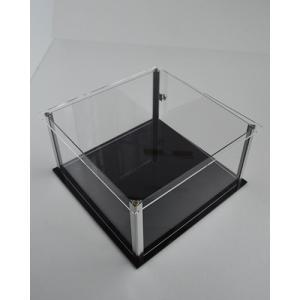 アクリルコレクションケース246 ブラック|panel-c