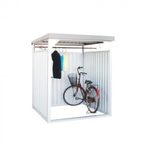 送料無料|万能物置 間口1600タイプ 壁パネルロングタイプ 組立式 DM-7L型|b03|panfamcom