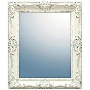 送料無料 ユーパワー グレース アート ミラー 「アーサーL(アンティークホワイト)」 GM-08017 b03 panfamcom