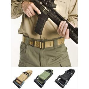 タクティカルベルト シンプルデザイン メンズ 丈夫 サバゲー 軍 全3色 ブラック ブラウン グリーン|b01|panfamcom