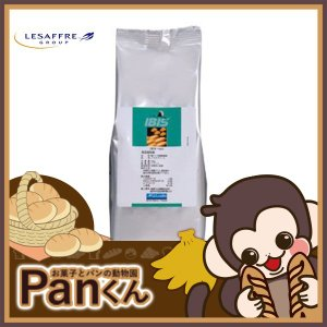 生地改良剤 サフ イビスグリーン 500g 改良剤 LESAFFRE 製パン 国産 安定剤