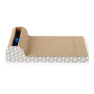 Panni猫 爪とぎ 板 猫おもちゃ 猫用品 ベッド・ソファ 高密度の段ボール材料 猫爪研ぎ ネコ つめとぎ|panni123