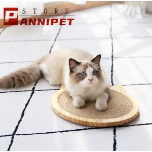 猫用 爪研ぎ ダンボール 猫爪研ぎ おもちゃ 猫のみみ おもちゃ 耐久性 猫ベッド|panni123