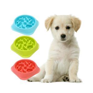 Panni 猫&犬用食器 ペット用 お皿 早食い防止食器