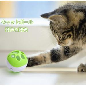 Panni 猫 ネコ キャット 電動 玩具 発声 発光 ボール 光る|panni123