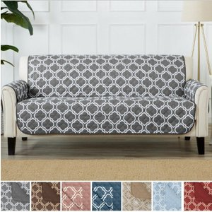 【材質】このソファーカバーは高品質の素材とフォームを使用し耐久性があり、坐り心地が良いです。ソファー...
