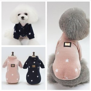犬 服 犬の服 洋服 ペット服 ドッグウェア 二足 秋冬 保温防寒 小中型犬 メール便対応|panni123