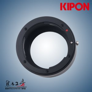 日本国内正規品KIPON ニコンFマウントレンズ - キヤノンEOS Mマウントアダプター NIK-...
