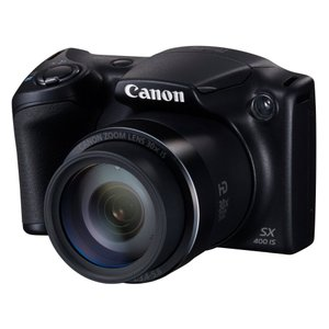Canon デジタルカメラ PowerShot SX400IS(BK) 約1600万画素 光学30倍...