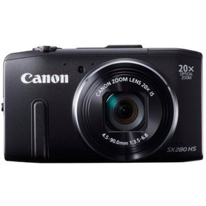 Canon デジタルカメラ Power Shot SX280HS 約1210万画素 光学20倍ズーム...